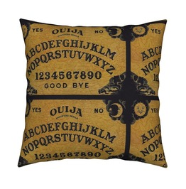 Ouija Talking Board Decorative Throw Cushion Pillow Covers