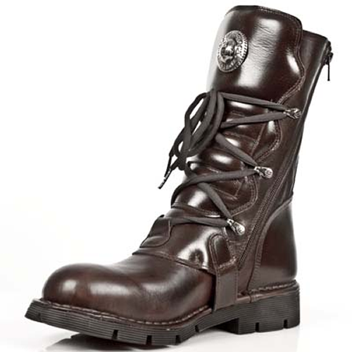 rebelsmarket_new_rock_shoes_unisex_comfort_light_brown_leather_boots_boots_4.png