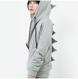 Dinosaur Hoodie / Sudadera Dinosaurio Wh229