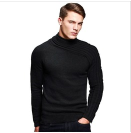 High Quality Cotton Men's Sweater Brand High Quality Warm Winter