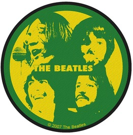 Beatles Let It Be Patch 9cm Dia
