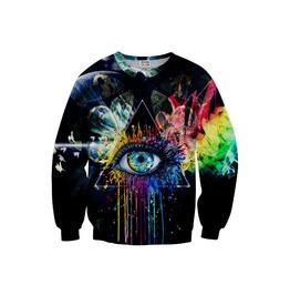 Print Floyd Sweater From Mr. Gugu & Miss Go