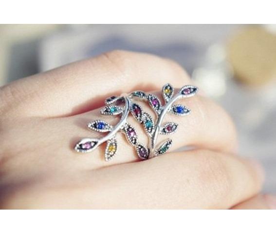 telegant_wave_wind_colorful_drill_crystal_leaf_ring_rings_2.jpg