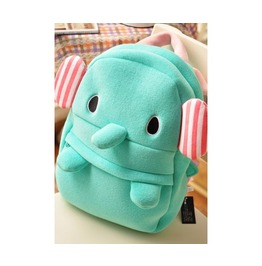 Cute Mint Elephant Bag