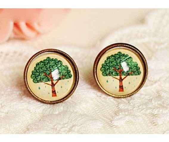 simple_handmade_tree_gemstone_stud_earrings_earrings_2.jpg