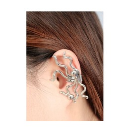 Fashion Punk Octopus Ear Cuff