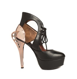 Hades Shoes Asmara Steampunk Inspired Sandals