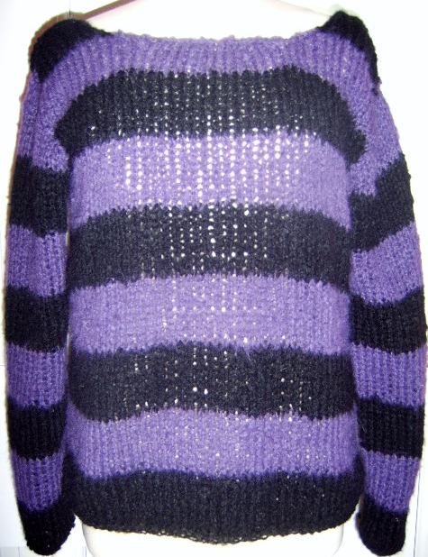 black_stripey_kurt_cobain_inspired_punk_custom_jumper_sweaters_2.JPG