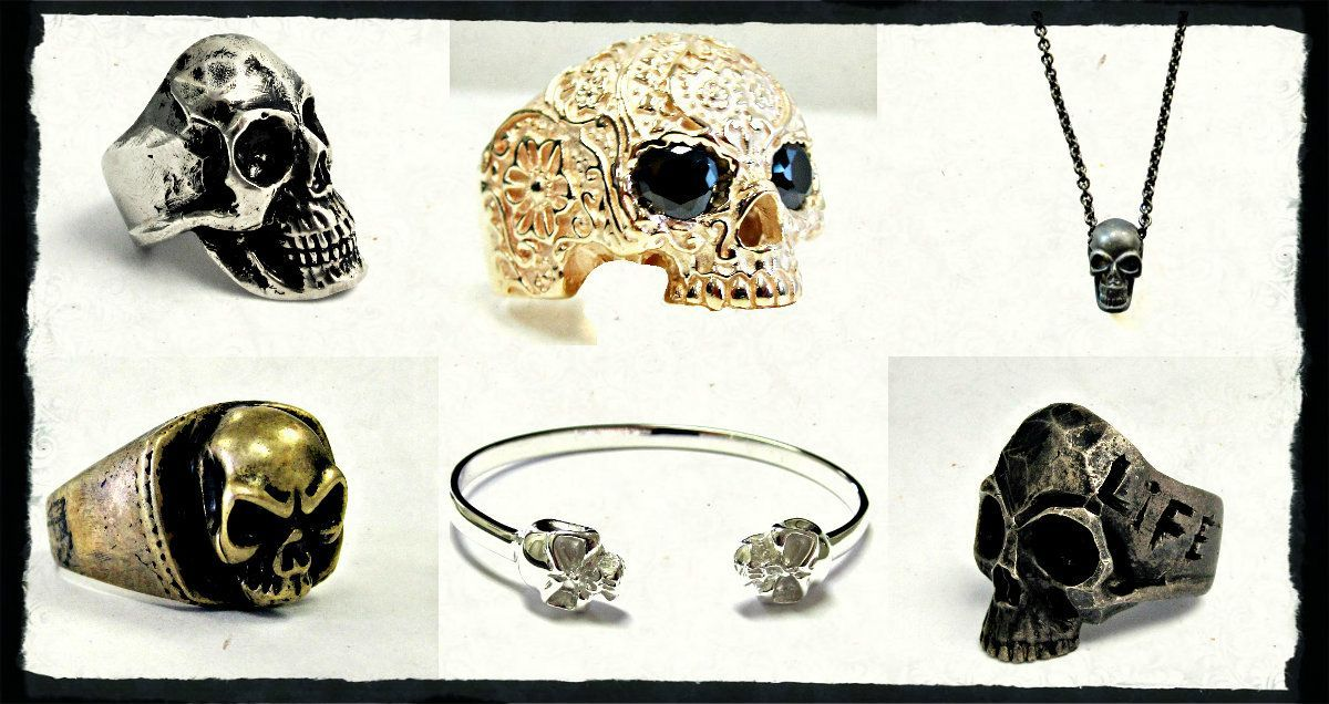 Featured store skull jewelry by lor g jewelry