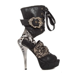 Hades Shoes Luna Two Tone Handmade Persian Style