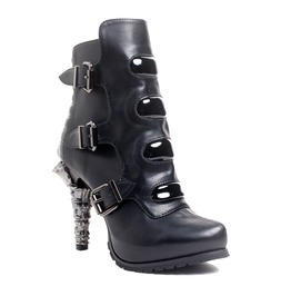 Hades Shoes Neo Matrix Inspired Cyber Boots