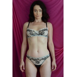 The Delicate Lace Underwire Bra Handmade To Order