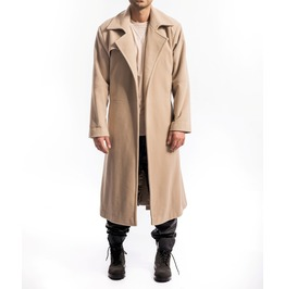 Men's Oversized Overcoat