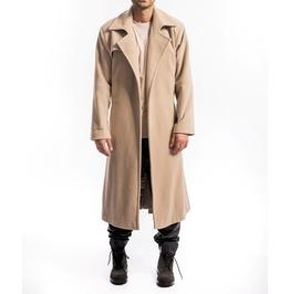 Men's Oversized Overcoat