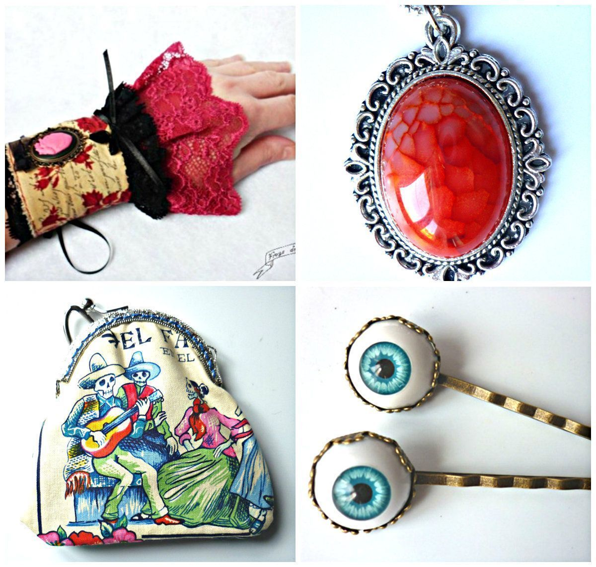 Featured Store: Frogs and Princes Edgy Accessories