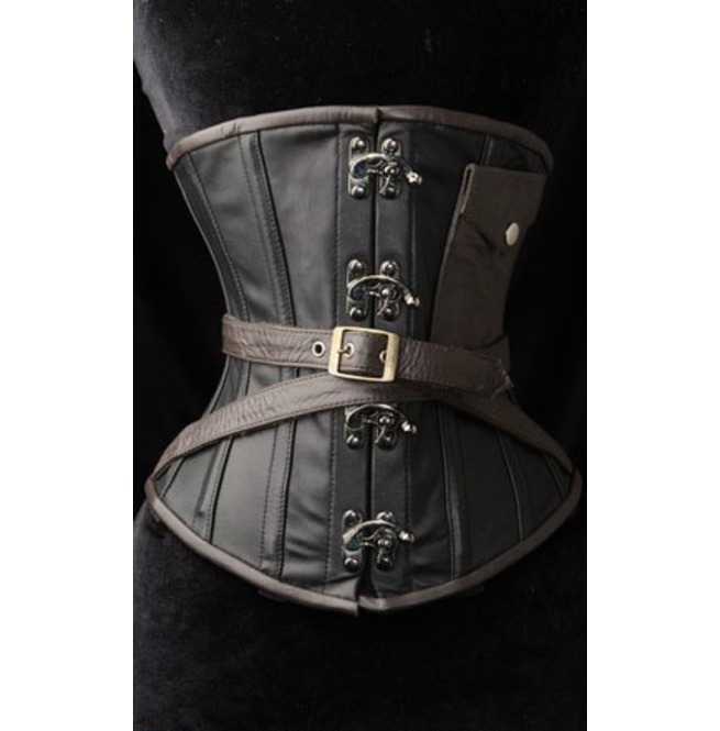 rebelsmarket_steel_boned_faux_leather_steampunk_pocket_clasp_underbust_corset_9_to_ship_bustiers_and_corsets_3.jpg