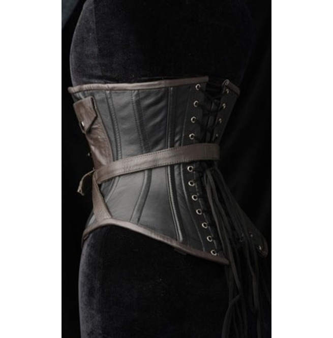 rebelsmarket_steel_boned_faux_leather_steampunk_pocket_clasp_underbust_corset_9_to_ship_bustiers_and_corsets_2.jpg