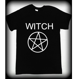 Witch Shirt, Wiccan Shirt, Pagan Shirt, Pentacle Shirt, Witch
