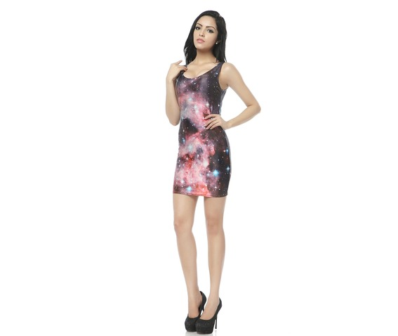 2013_new_arrival_red_space_galaxy_dress_tank_tops_dresses_5.jpg