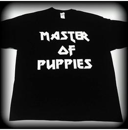 Metallica T Shirt, Metallica Shirt, Master Of Puppies, Heavy Metal