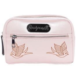 Sourpuss Sparrow Makeup Bag