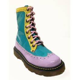 U.P.I.A.B.G. Dr Boston Triple Pastel Unisex Boots