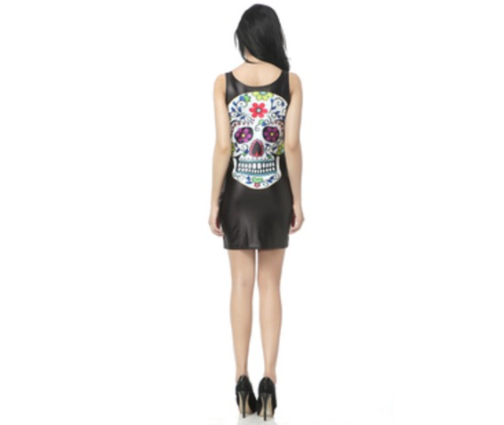 black_skull_print_bodycon_dress_tank_tops_dresses_2.jpg