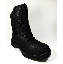 Black Military Tactical Boots Unisex 751 Style