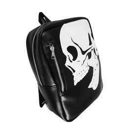 Skull Fashion Backpack School Bag