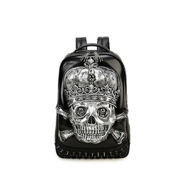 High Qality Skull Unisex Backpacks Skeleton Back To School Gifts Bags