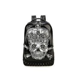 High Qality Skull Unisex Backpacks Skeleton Back To School Gifts Bags