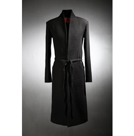 Strap Belt Coat