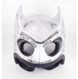 Disco Bat Party Helmet By Disco Nerd ~ Sea Dragon Studio