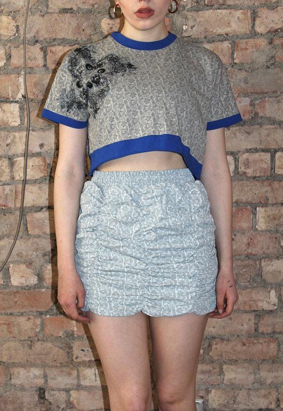 rebelsmarket_pretty_disturbia_grey_white_paisley_lace_print_gathered_mini_skirt_festival_skirts_4.jpg