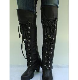 Leg Boots Half Chaps