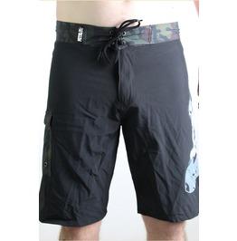 Men's Explosive Pin Up Board Shorts
