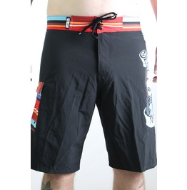 Men's Party Now Pay Later Pin Up Board Shorts