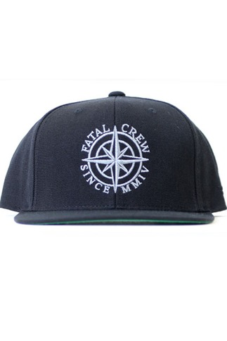 Men's Compass Star Hat
