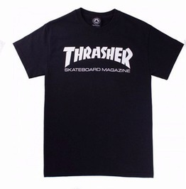 Thrasher Skate Mag Short Sleeves Shirts