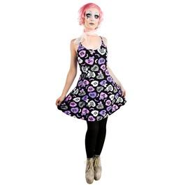 Women's Creep Hearts Dress