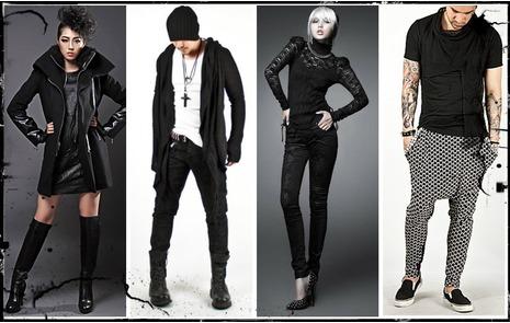 16e03da36da Tips And Trends  The Street Urban Goth Style