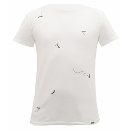 Dragonfly Embroidered Tee