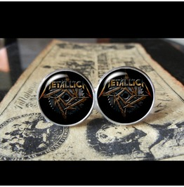 Star Logo Thrash Cuff Links Men, Weddings