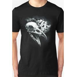 Men's Raven Skull Tee