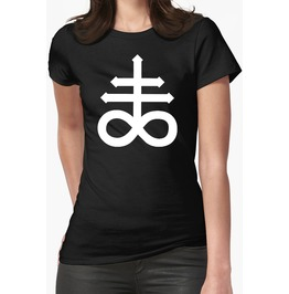 Women's Leviathan Cross Babydoll Tee