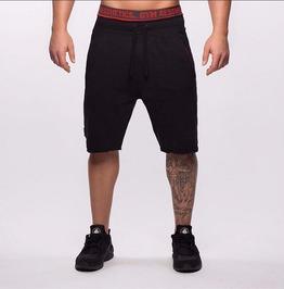 Mens Workout Jogger Shorts