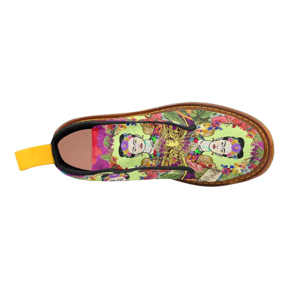 rebelsmarket_frida_kahlo_i_love_paris_canvas_boots_booties_4.jpg