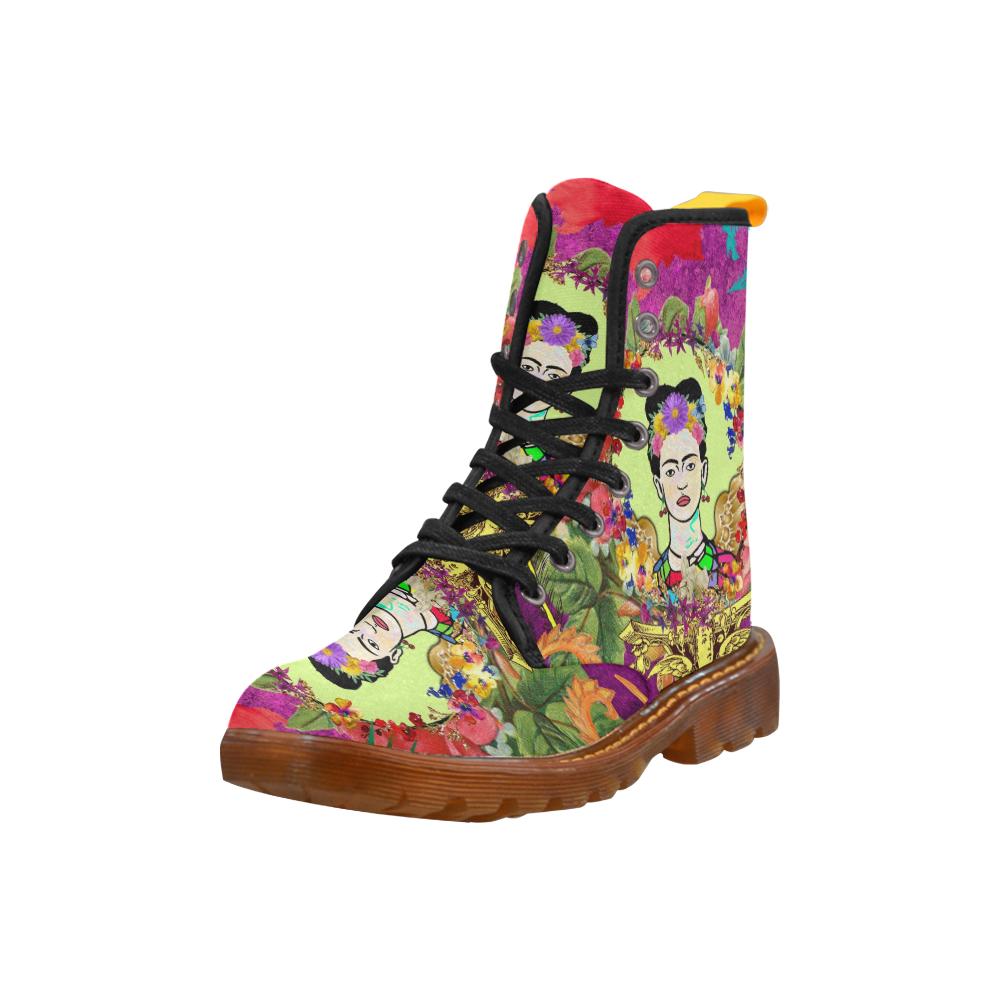 rebelsmarket_frida_kahlo_i_love_paris_canvas_boots_booties_3.jpg