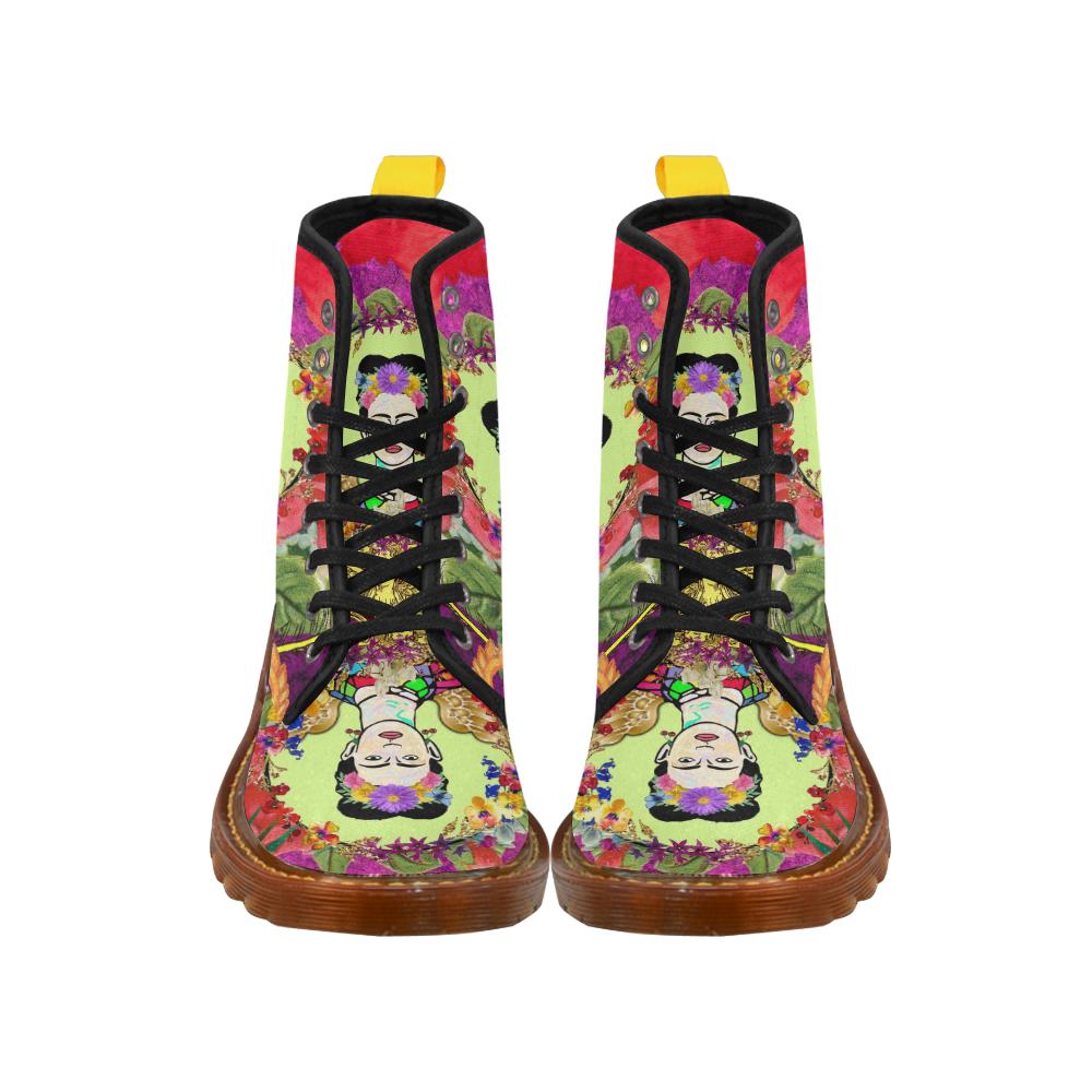 rebelsmarket_frida_kahlo_i_love_paris_canvas_boots_booties_2.jpg