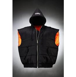 Oversized Reversible Padded Vest
